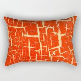 Chinese Paint Rectangular Pillow