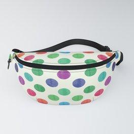Lovely Dots Pattern III Fanny Pack