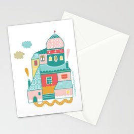 House Goals Stationery Cards