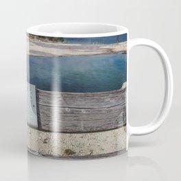 Abyss Pool, West Thumb Geyser Basin, Yellowstone National Park Coffee Mug