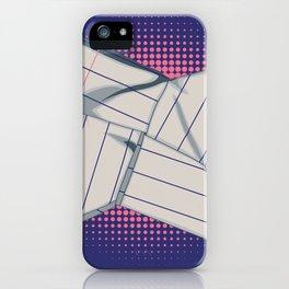 Paper Star iPhone Case