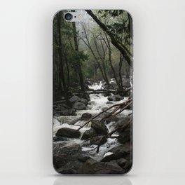 Lost in Califorina iPhone Skin