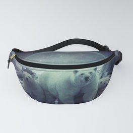 The Queen of the North Pole v.3 Fanny Pack