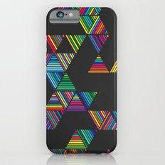Rainbow Night Rain Slim Case iPhone 6s