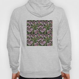 Floral insects pattern Hoody