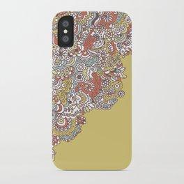 Flower Medley #1 iPhone Case