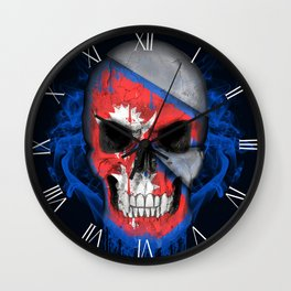 To The Core Collection: Nepal Wall Clock