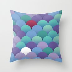 Abstract 15 Throw Pillow
