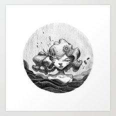 Lacrymosa Art Print