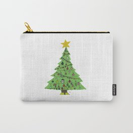 2015 Christmas Tree Carry-All Pouch
