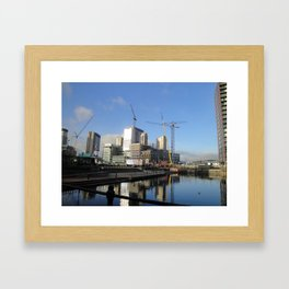 by Media City Framed Art Print