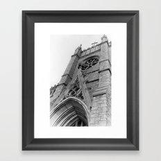 Kansas City Church Framed Art Print