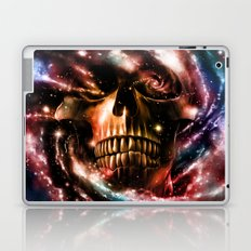 Space Skull II Laptop & iPad Skin