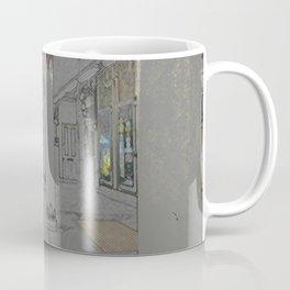Temple station London 6 Coffee Mug