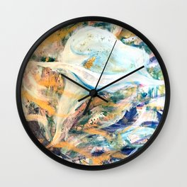 Eternal Bloom Wall Clock