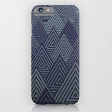Indigo Forest iPhone 6s Slim Case