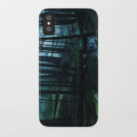Orcas Island iPhone Case