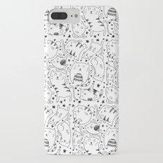Pattern Cats Slim Case iPhone 7 Plus