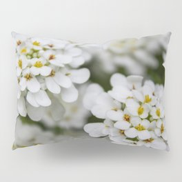 Pretty in White Pillow Sham