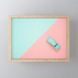 Summer Days Framed Mini Art Print