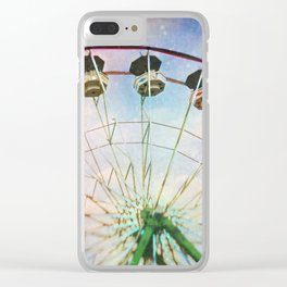 way up yonder Clear iPhone Case