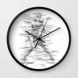 Giorno Giovanna Wall Clock