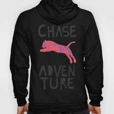 Chase Adventure, nursery art, children's art Hoody