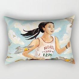 Toshiko D'Elia Rectangular Pillow