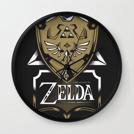 Zelda v89 Wall Clock