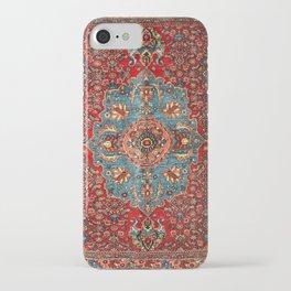 Bidjar Antique Kurdish Northwest Persian Rug Print iPhone Case