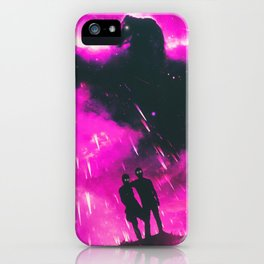 HOLD STRONG iPhone Case