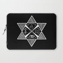 Star of David Laptop Sleeve