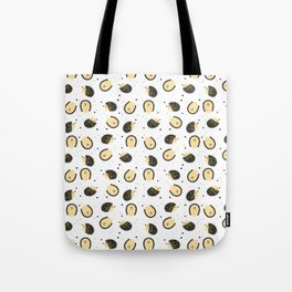 hedgegog fields Tote Bag