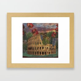 Haven Framed Art Print