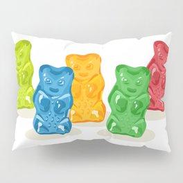 Gummy Bears Gang Pillow Sham