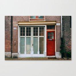 Centrum - Amsterdam, The Netherlands - #9 Canvas Print