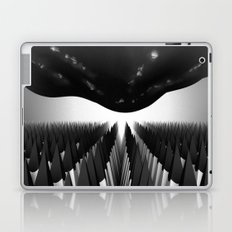 Abstract composition in grey Laptop & iPad Skin