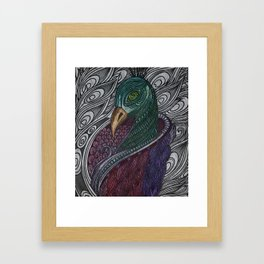 Gypsy Keys Framed Art Print