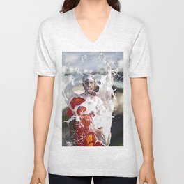 Zion Ama Dio - Le Grand Spectacle du Lait // The Grand Spectacle of the Milking Unisex V-Neck