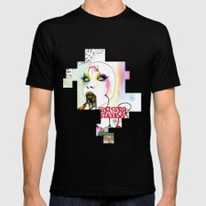 Part of the Machine MEDIUM Mens Fitted Tee Black