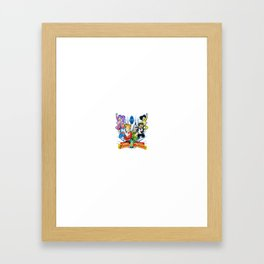 Rangers Framed Art Print