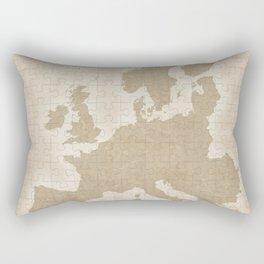 Globalisation Rectangular Pillow