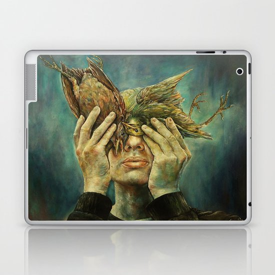 With one Stone. Laptop & iPad Skin