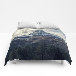 Crushing Clouds Comforters