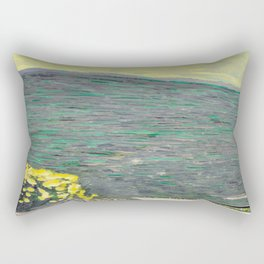 Cabo de Creus Rectangular Pillow