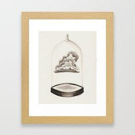 Cloud in a Jar Framed Art Print