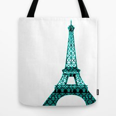 Architecture - Eiffel Tower Tote Bag