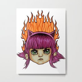 League of Legends Annie  Metal Print