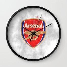 FC Arsenal sketch Wall Clock