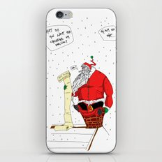 Shitty Christmas iPhone & iPod Skin